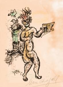 Marc Chagall, Papageno