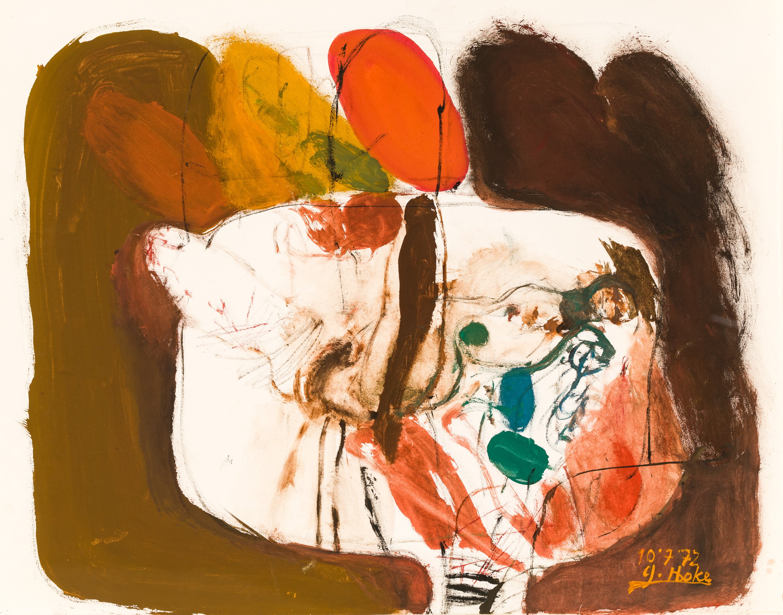 Giselbert Hoke, Ohne Titel / untitled