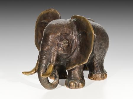 Gottfried Kumpf, Elefant