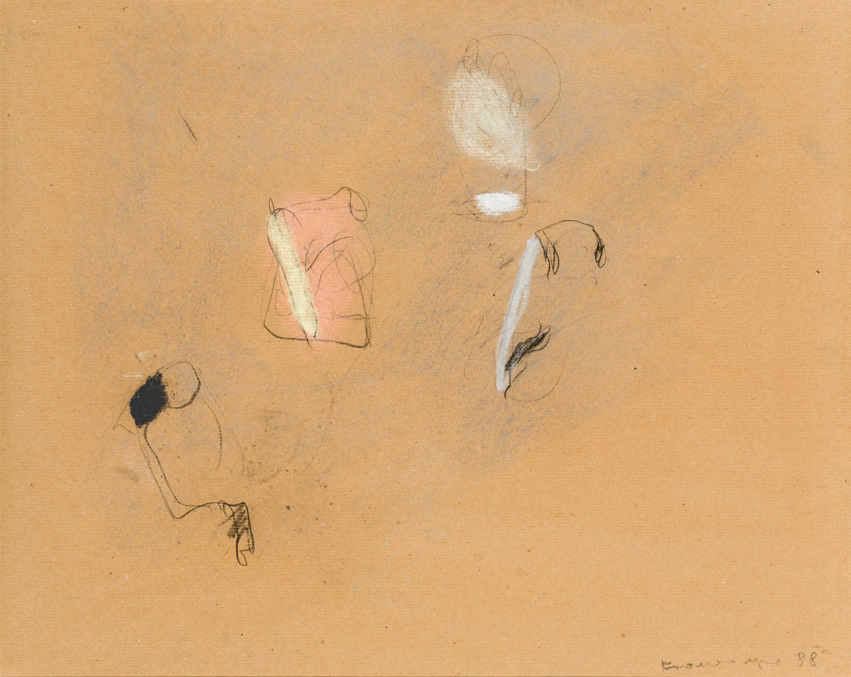 Peter Krawagna, Ohne Titel / untitled