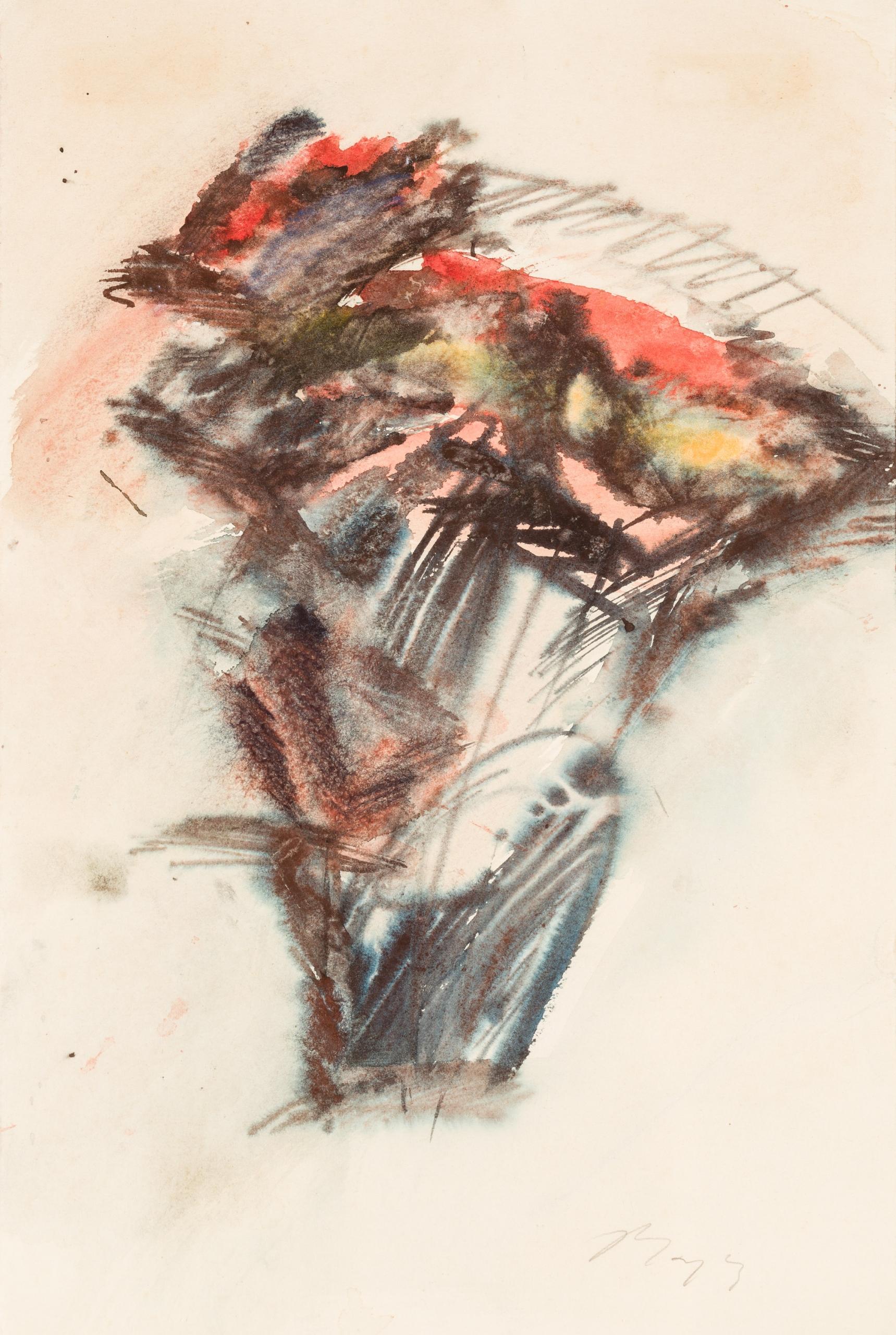 Josef Mikl, Ohne Titel / untitled