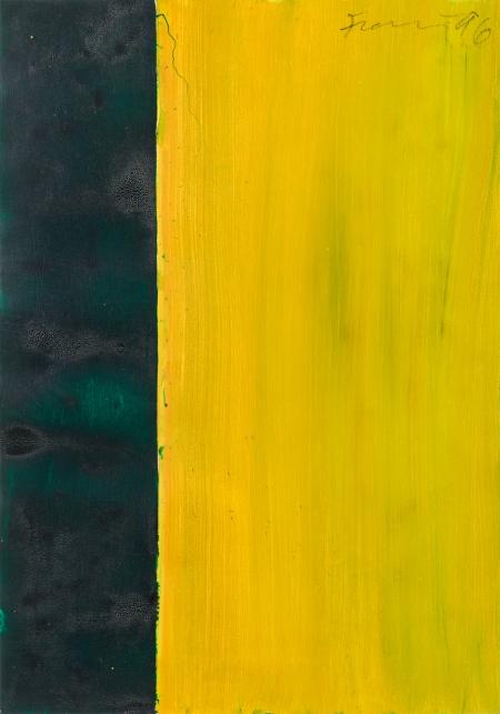 Günther Förg, 3 Werke (Ohne Titel) / 3 works (untitled)