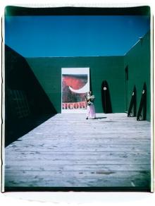 Julian Schnabel, Ohne Titel (Montauk Studio) / untitled (Montauk Studio)