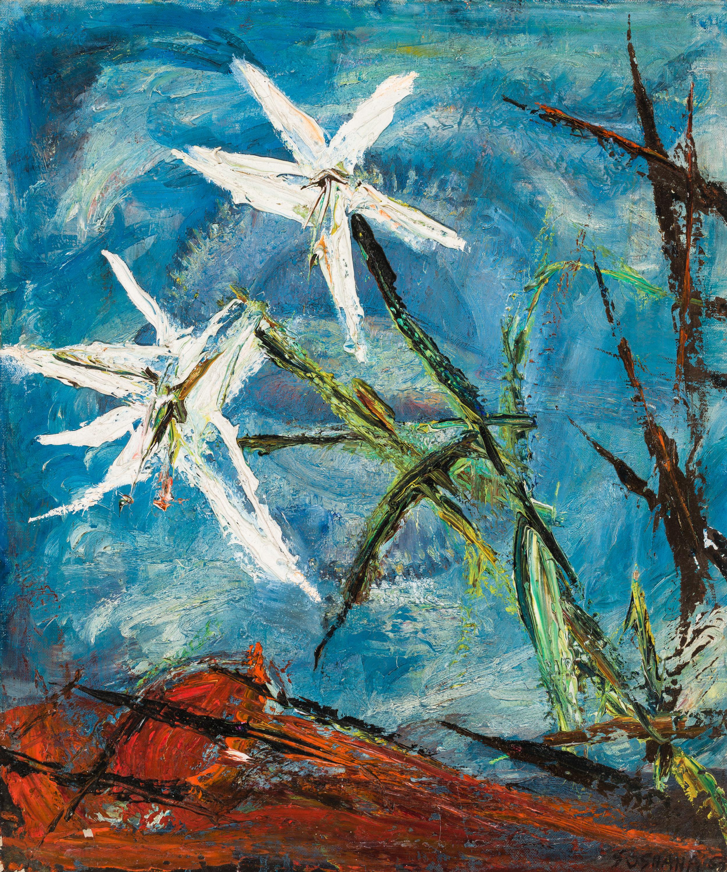 Soshana, Weiße Blumen