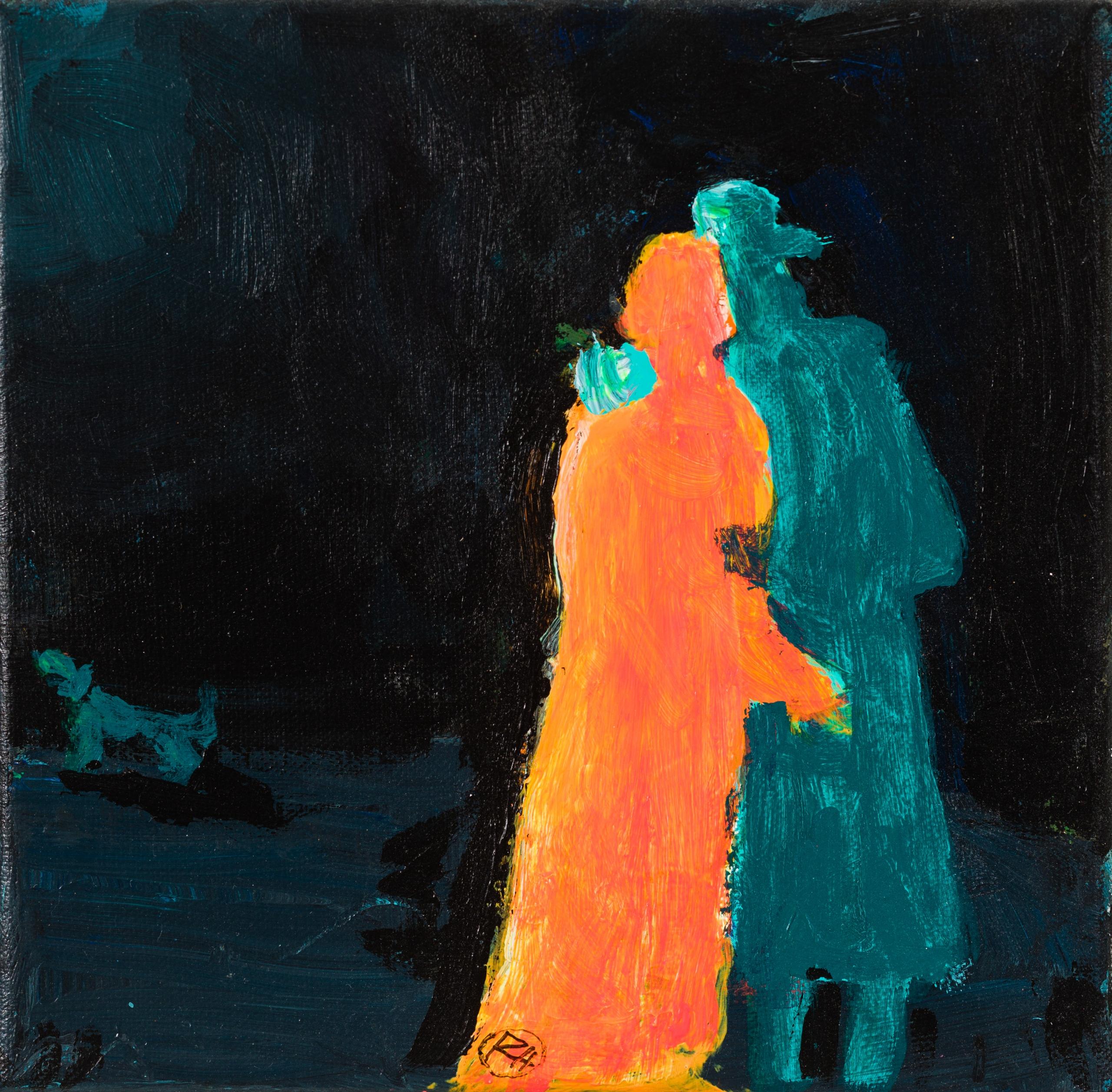 Robert Hammerstiel, Verklärte Nacht