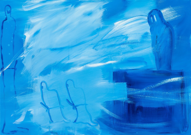 Ronald Kodritsch, Blaue Geister