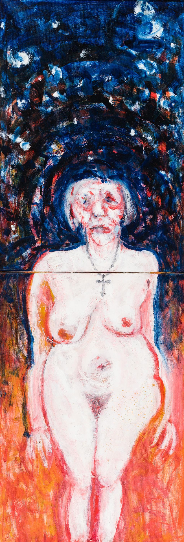 Adolf Frohner, Ohne Titel (Figur) / untitled (figure)