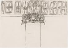 Johann Hauser, Türen (Haus)
