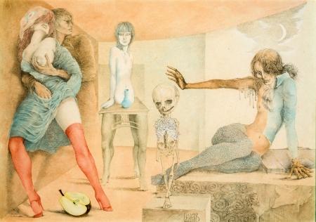 Helmut Leherb, Envie d'un Baiser (Lust auf einen Kuss)