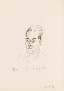 Martin Kippenberger, Der Schmögler