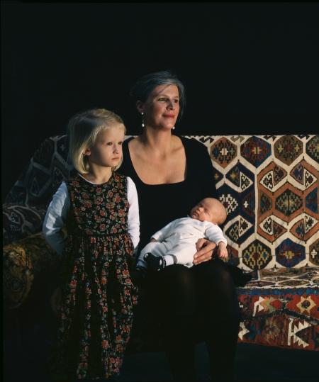 Clegg & Guttmann, Maternity Portrait