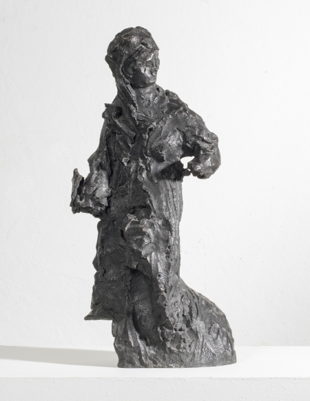 Siegfried Anzinger, Madonna