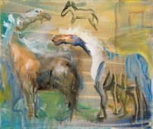 Siegfried Anzinger, Ohne Titel / untitled