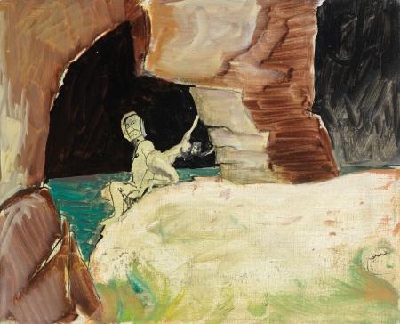Siegfried Anzinger, Ohne Titel (17) / untitled (17)