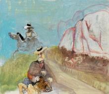 Siegfried Anzinger, Ohne Titel (9) / untitled (9)