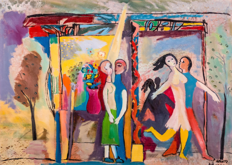 Friedrich Aduatz, Liebe-Leidenschaft