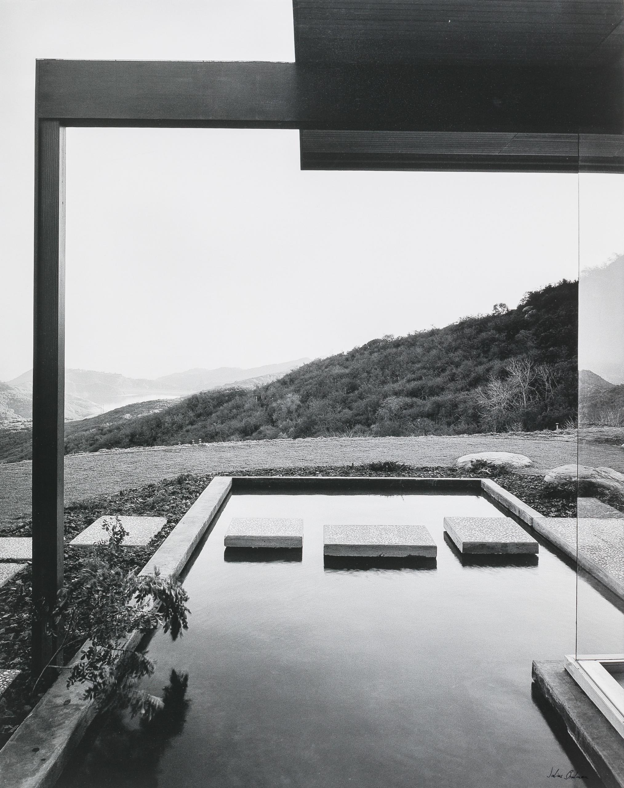 Julius Shulman, Singleton House (Los Angeles)