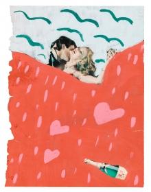 Franz West, Paar im Liebesrausch