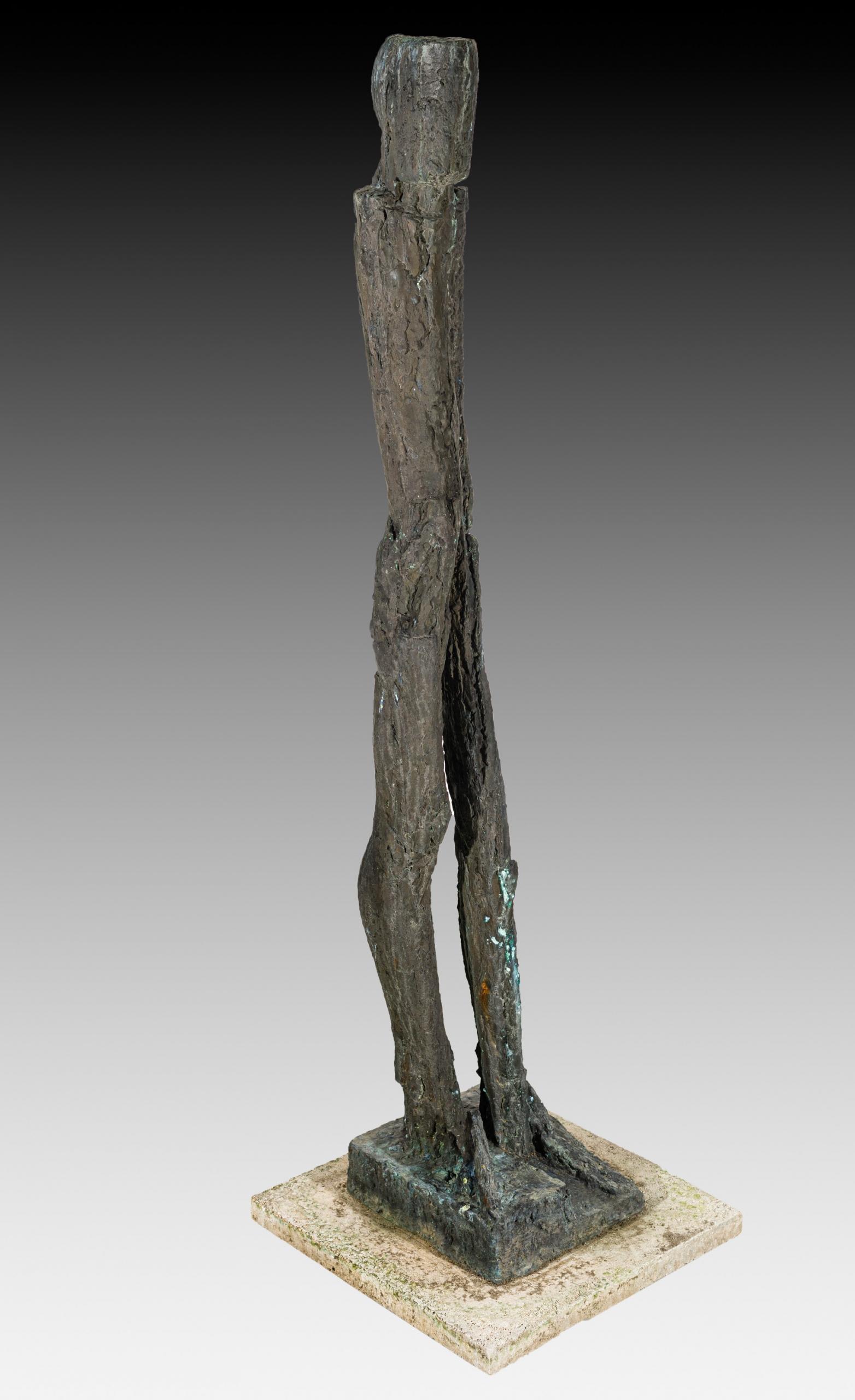 Paul Louis Meier, Stehende Figur