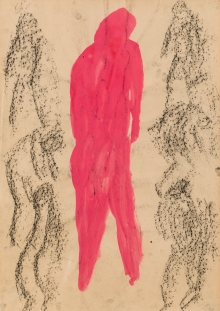 Peter Kogler, Ohne Titel (zwei Werke)