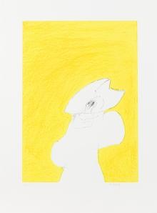 Maria Lassnig, Kopf