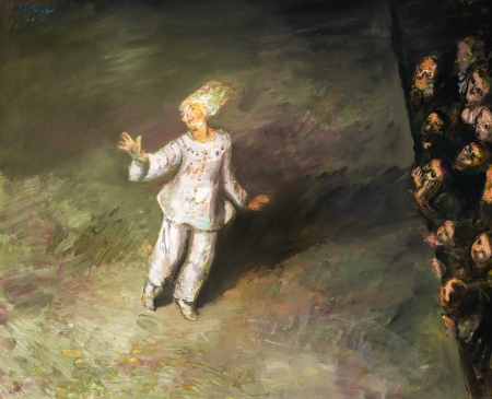 Harald Metzkes, Pirouette