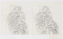 Alfons Schilling, Selbstporträt als Raucher