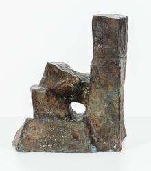 Fritz Wotruba, Kleine sitzende Figur