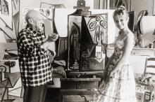 Jerome Brierre, Pablo Picasso und Brigitte Bardot