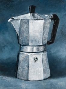 Richard Kaplenig, Ohne Titel (Espressomaschine)