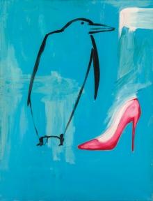 Ronald Kodritsch, Pinguin und Schuh