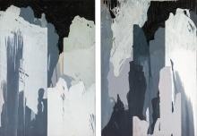 Thomas Reinhold, Ohne Titel (Diptychon) / untitled (diptych)
