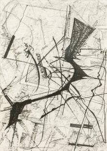 Johann Jascha, Zeche Hier, In der Pyramide, Entstehendes Dreieck (3 Werke/3 works)