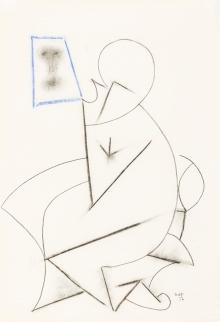 Karl Anton Fleck, Ohne Titel / untitled