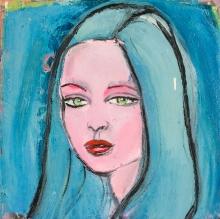 Beatrice Dreux, Ohne Titel (3 Porträts) / untitled (3 portraits)