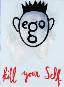 Zenita Komad, ego kill your Self