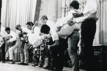 René Prassé, Direct Art Festival, 1967 (FOTO-EDITION de BERNARD)