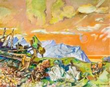 Egon Wucherer, Windbruch