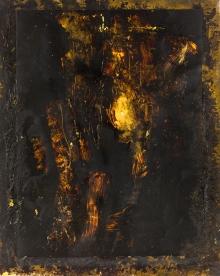 """Rudolf Polanszky, Ohne Titel (Folienkombinationsbild, aus der Serie """"Reconstructions"""")"""