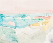 Anton Mahringer, Künstenlandschaft