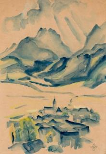 Ernst Nepo, Schwaz-Inntal-Tirol