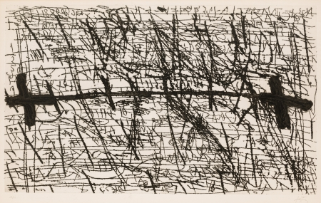 Antoni Tapies, Ohne Titel / untitled