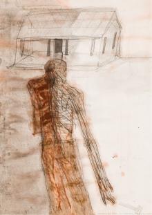Walter Pichler, Verdorrter Arm
