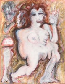 Adolf Frohner, Hommage an die Venus von Willendorf