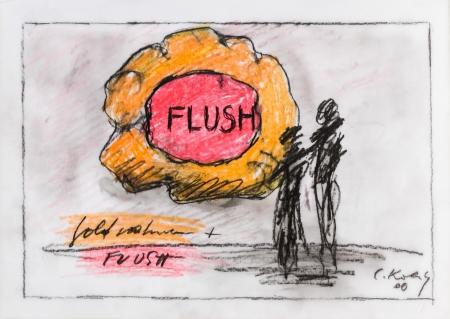 Cornelius Kolig, FLUSH