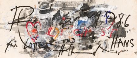 Hans Staudacher, Ohne Titel (Paris)