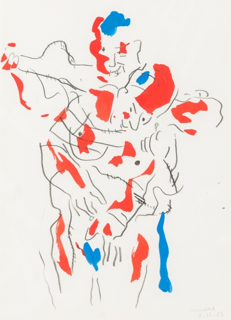 Otto Mühl, Ohne Titel / untitled