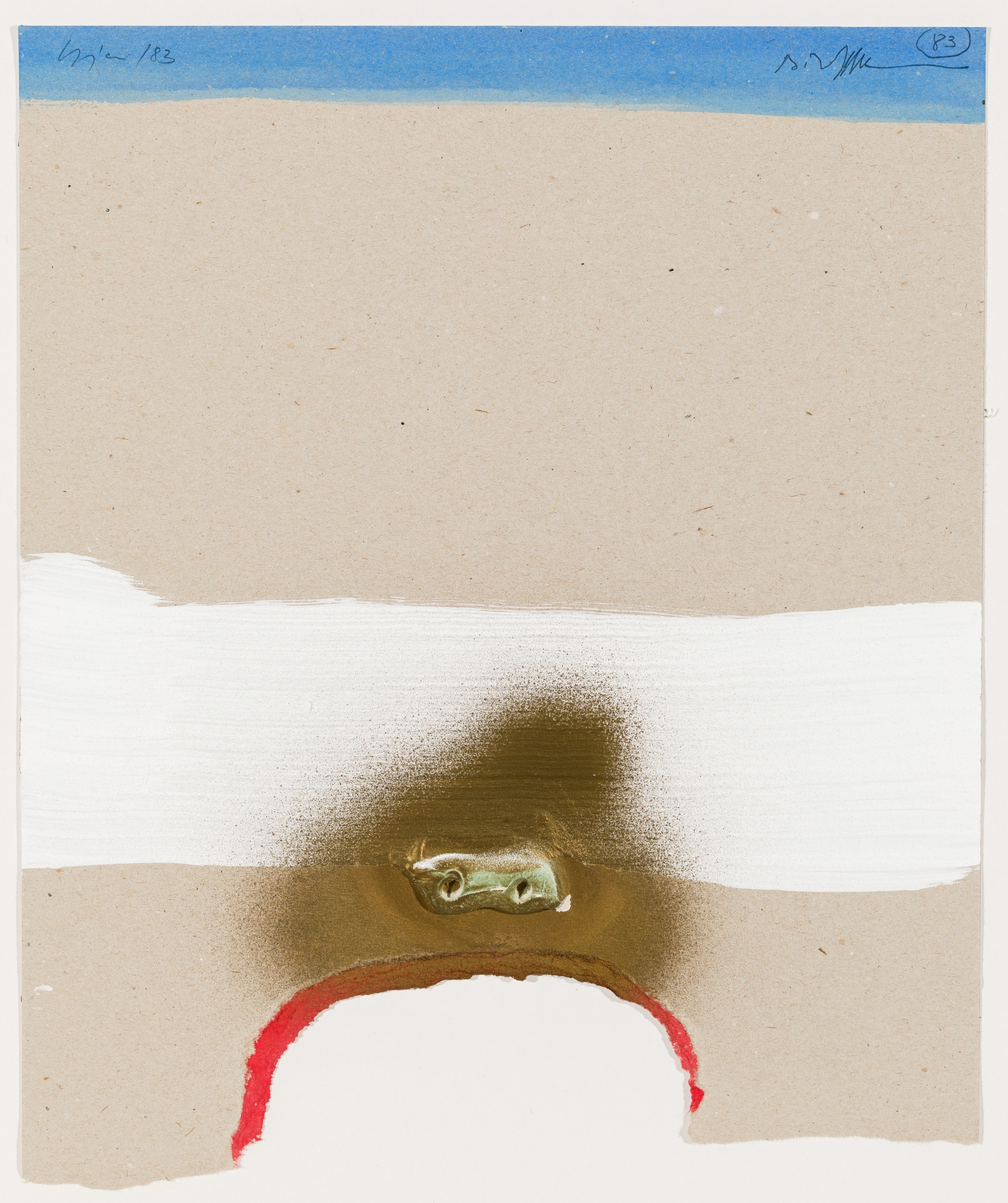 Hans Bischoffshausen und Gerhard Lojen, Ohne Titel / untitled