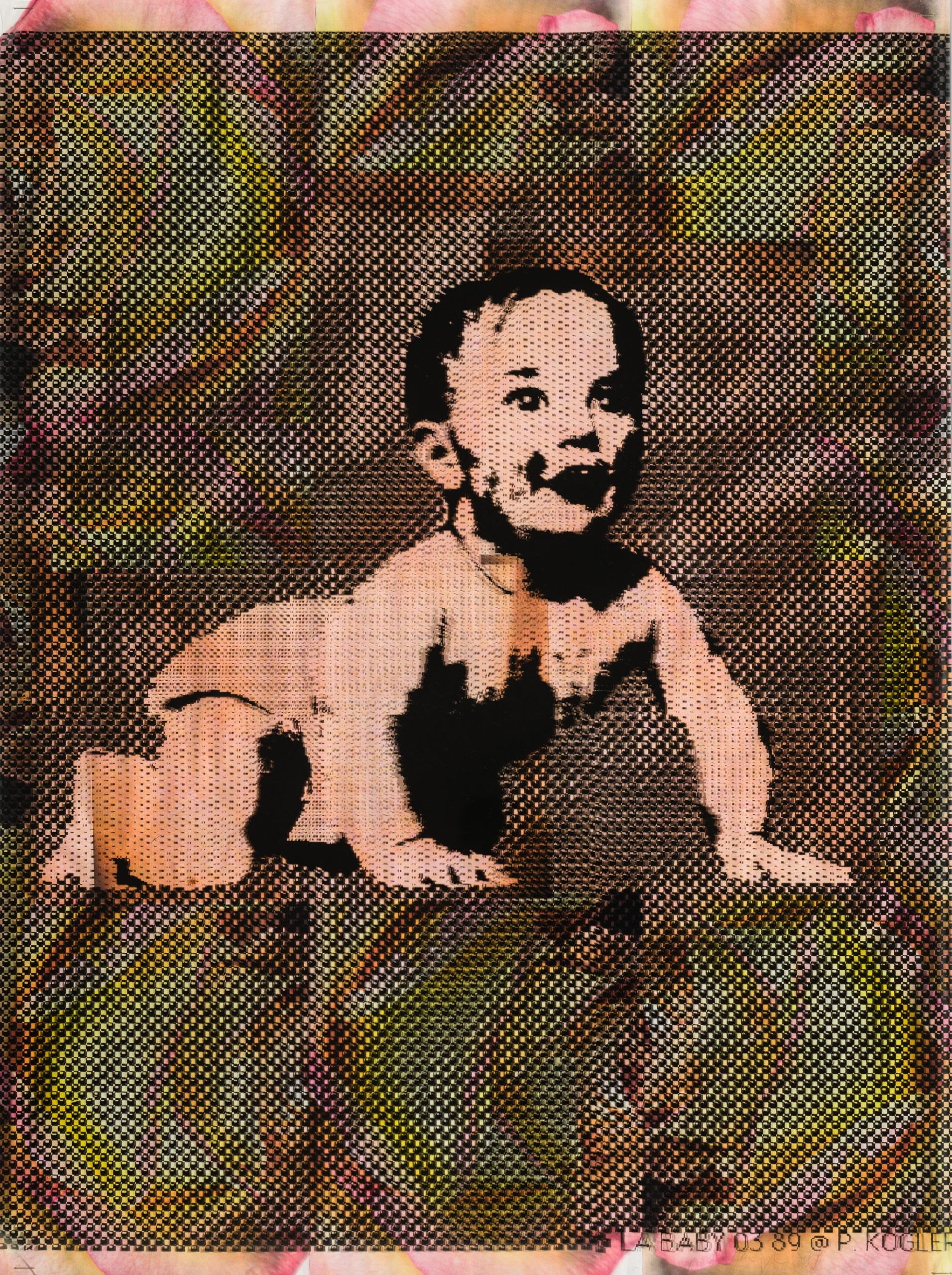 Peter Kogler, LA Baby
