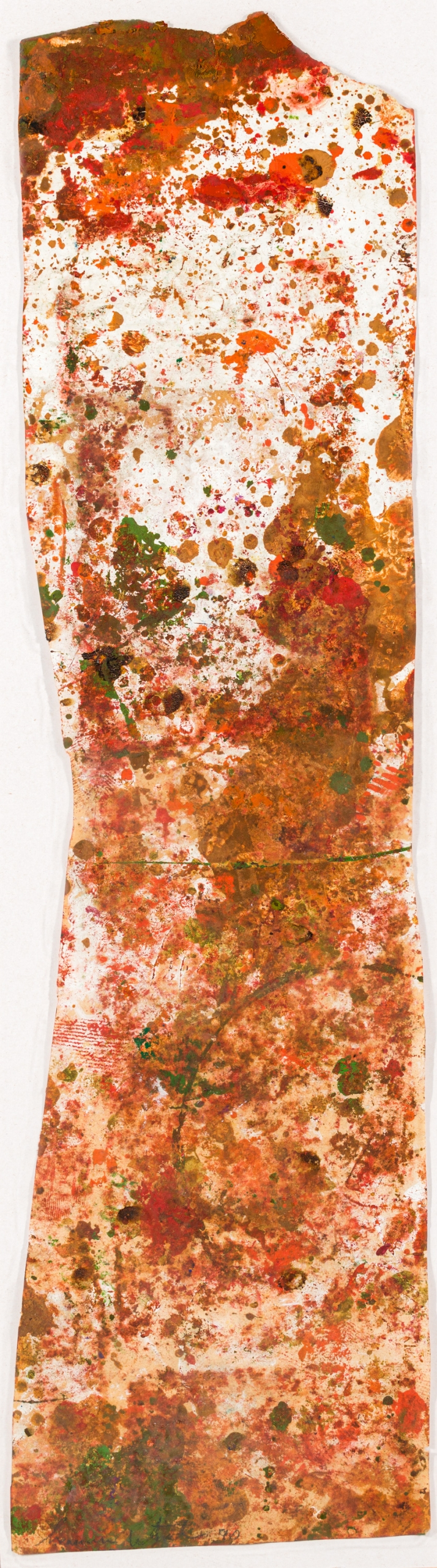 Hermann Nitsch, Ohne Titel / untitled